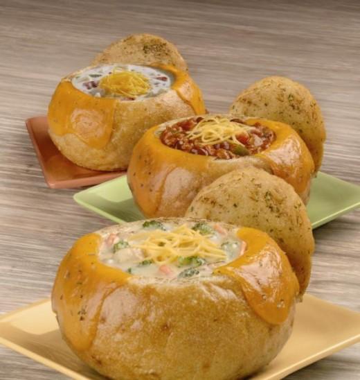 Domino\'s Pizza Copycat Recipes: Dominos Bread Bowl Pastas