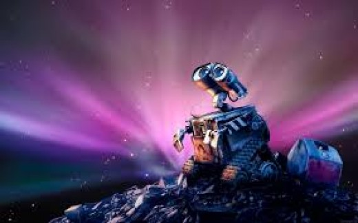 Wall-E is an Apple supporter