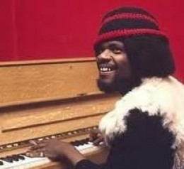 "Billy Preston---died 2006--- Often called ""The Fifth Beatle"". Besides playing keyboards for them, he worked with Ray Charles, ""The Rolling Stones"", Stevie Winwood, Eric Clapton, Gerge Harrison, John Lennon,""The Monkees"" and many more."