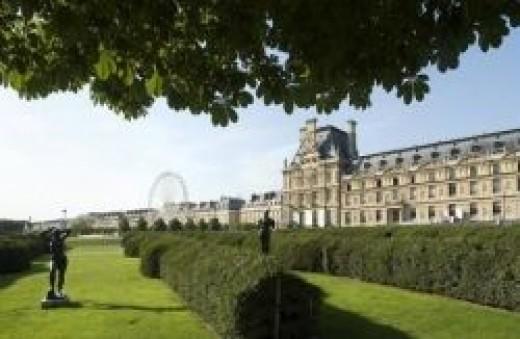 Jardin des Tuileries (parisarchitectureinfo)