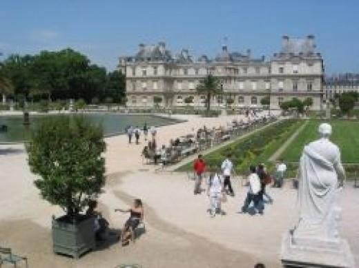 Jardin du Luxembourg (fotocommunity)