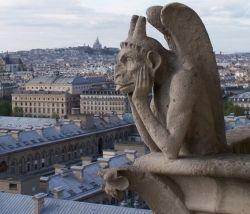 Gargoyle of Notre Dame (visitingdc.com)