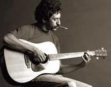 Jim Croce---Again, great songwriter but also a great singer.