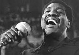 Otis Redding---died 1967--- A Rock & Roll Hall of Fame Inductee. Singer, songwriter and a super voice. Enough said!