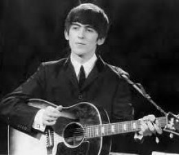 George Harrison--- Along with his weeping guitar he has a great singing voice.
