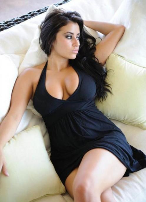 Model Zarin - sexy  model in sexy attair