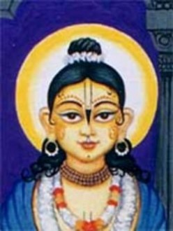Divine Figures of India: Sri Nityananda