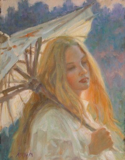 """""""Oriental Umbrella"""""""