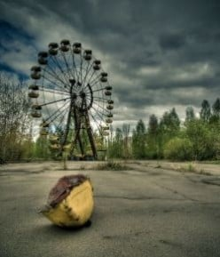 The 13 Most Haunted Places in the World: No. 2, Chernobyl-Pripyat, Ukraine, Russia