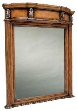 some vanity mirrors are available with built in spotlights for a clearer reflection