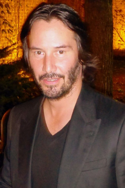 Reeves at the 2013 Toronto International Film Festival