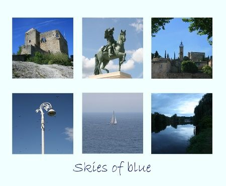Skies of Blue