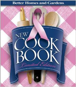 Limited Edition Pink Plaid New Cook Book