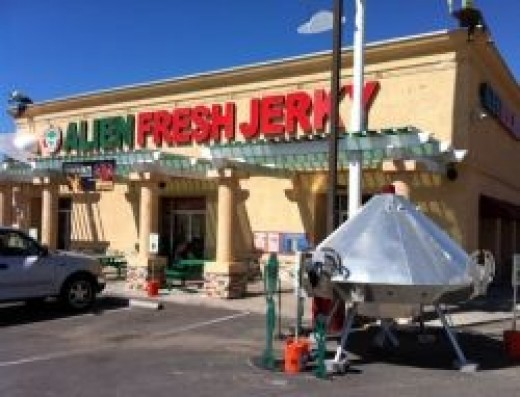 Alien Fresh Jerky in Baker, CA