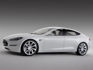 2012 Tesla Model S Pure Electric (teslamotors.com)