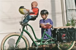 Biking With Your Baby|What is the Best Baby Bike Helmet?