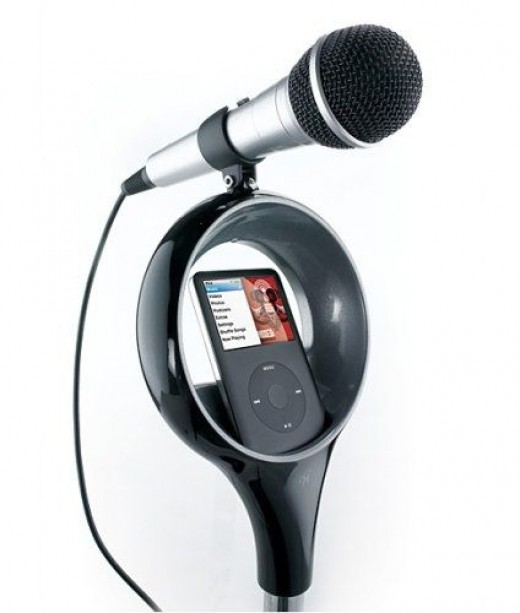 karaoke machine for boys