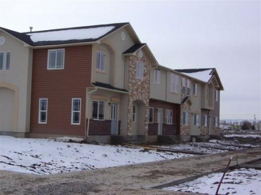 How to make 100 000 building a 4 plex apartment for Prefab 4 plex