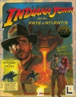 Play Indiana Jones and The Fate of Atlantis on Android