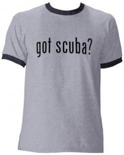 Scuba Tees! 10 Original Novelty T-Shirts for Scuba Divers