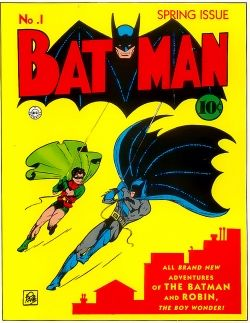 Batman #1 (1940 series)
