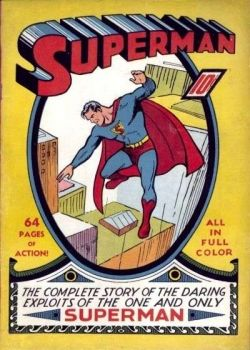 Superman #1 (1939 Series)