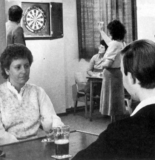 Updated Darts Area 1995-1997