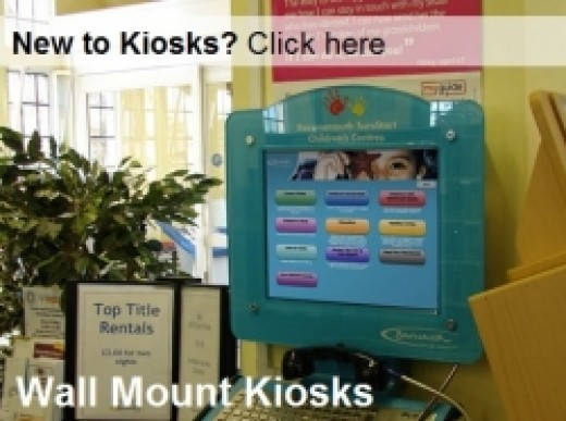 The Advantages of âOff the Shelfâ Touchscreen Kiosks