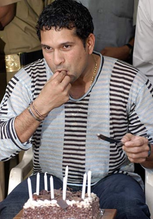 Congrats Sachin on your birthday