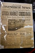 The Stock Market Crash of 1929: What We Can Learn From the Great Depression