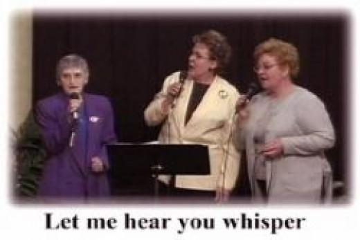 sing alongs for seniors