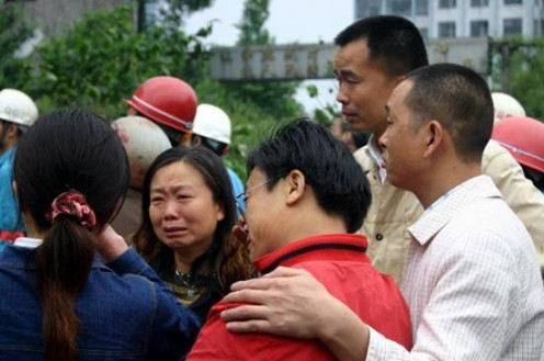 The central government allocated more than 265 billion yuan in 2005 to improve rural education and school building quality over the next five years. Local governments were required to provide matching funds. But the blood that spilled in school yards