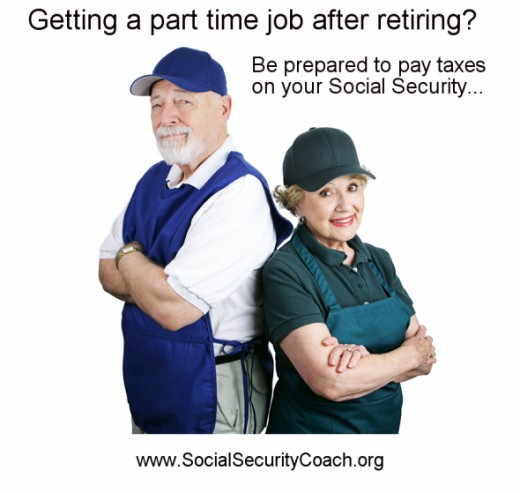 social security taxable