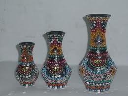 Shisha flower vase.