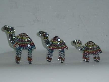 Shisha camels.
