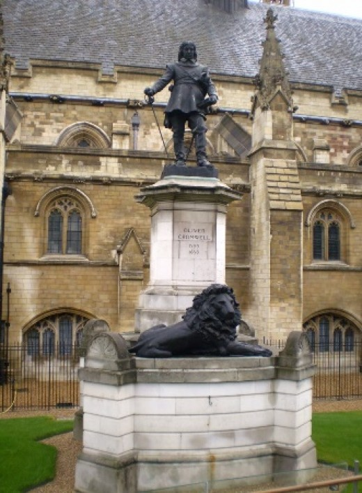 Oliver Cromwell, photo by ashroc