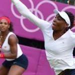 Venus and Serena Williams at Wimbledon