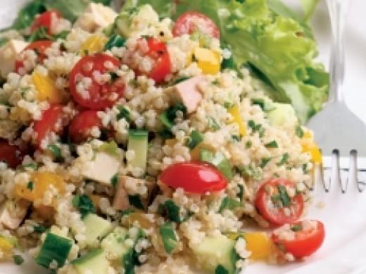 Gluten free vegan quinoa recipes