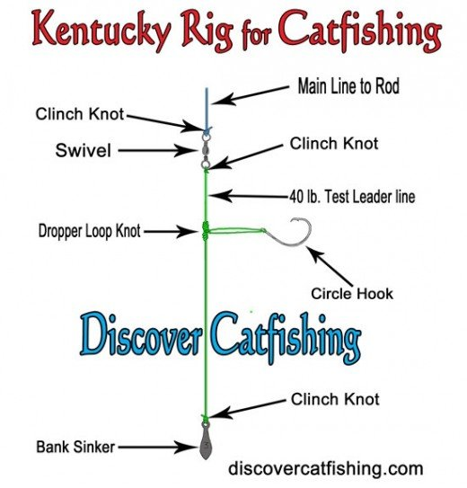 catfishing rigs