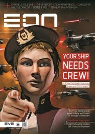 we want you so join up cadet be one of the fue the proud the eve online players