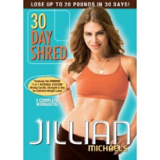 30 Day Shred with Jillian Michaels