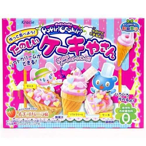 Popin' Cookin' Soft Cream