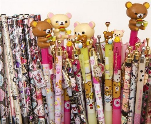 Cute Pens and Pencils