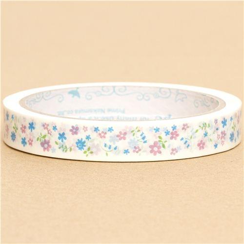 cute-flower-Scotch-tape-from-Japan