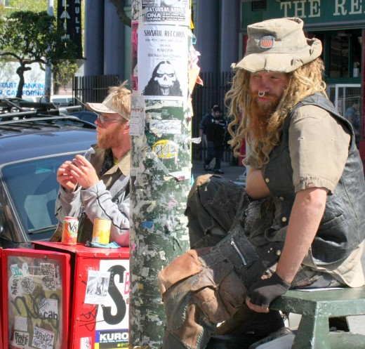 Haight Street Denizens deedsphoto