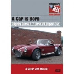 A Car Is Born - Grab your copy now!