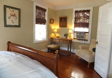 Guest Bedroom Writing Desk