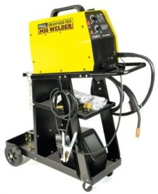 175 Amp Hot Max MIG Welder
