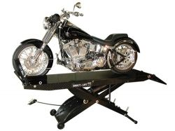 Air Motorcycle Lift Table