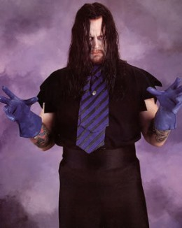 The Undertaker As The Deadman.